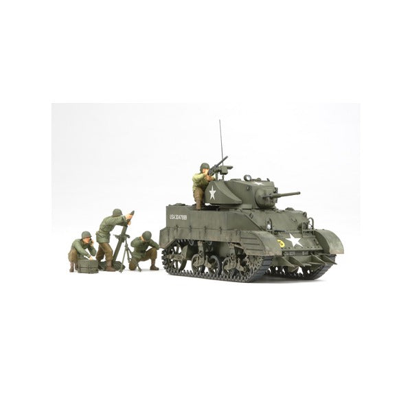 "US M5A1 Light Tank ""Pursuit Operation"""