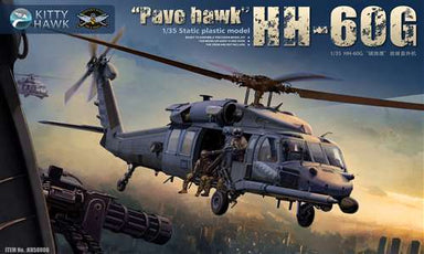 1/35 Kitty Hawk HH-60G Pave Hawk