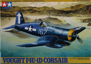 1/48 Tamiya Vought F4U-1D Corsair