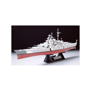 1/350 Tamiya German Battleship Bismark