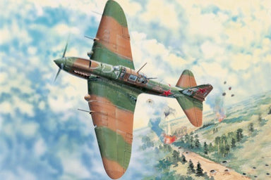 1/32 Hobby Boss IL-2M3 Ground Attack Aircraft
