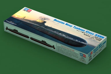 1/350 Hobby Boss Russian Navy Typhoon Class SSBN