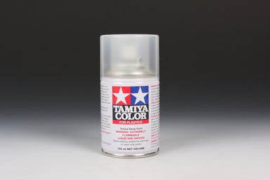 Tamiya Spray Lacquer TS-80 Clear Flat