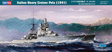 1/350 Hobby Boss Italian Heavy Cruiser