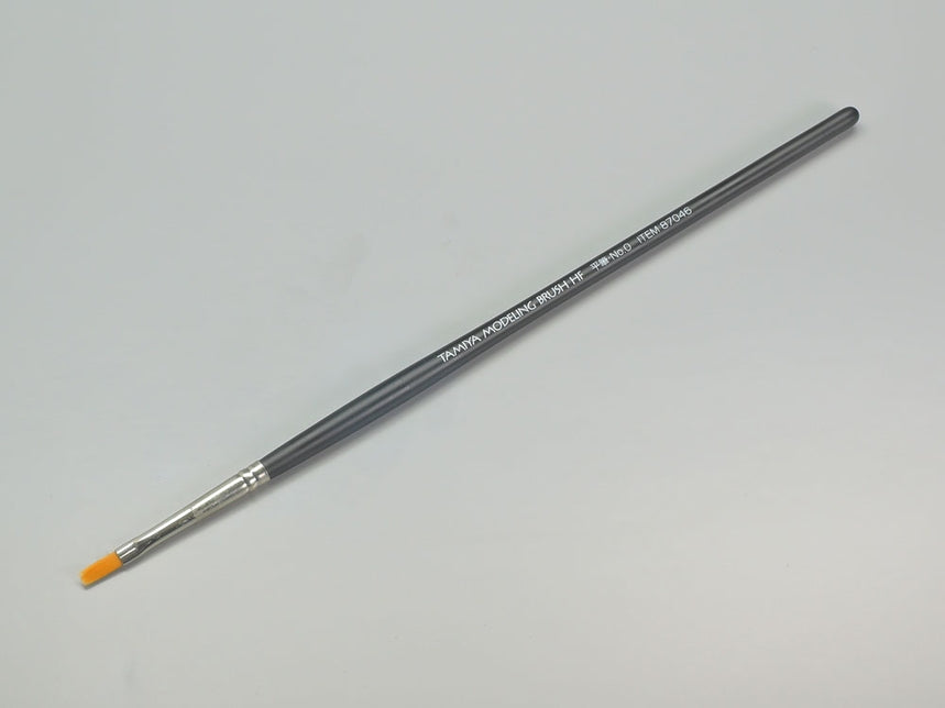 Tamiya HF Flat Brush No.0