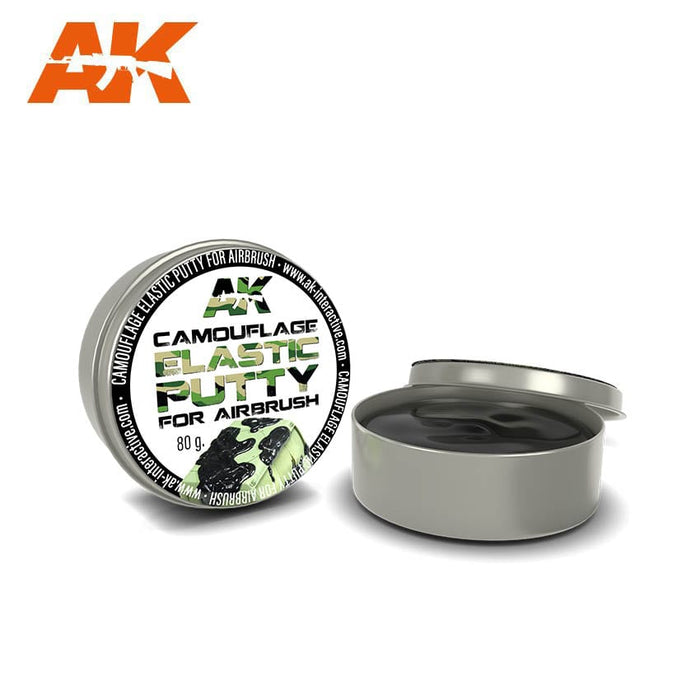 AK Interactive Camoflage Elastic Putty