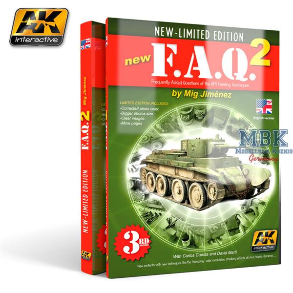 AK Interactive F.A.Q. 2 - Armour Modelling (ENGLISH) 3rd Edition
