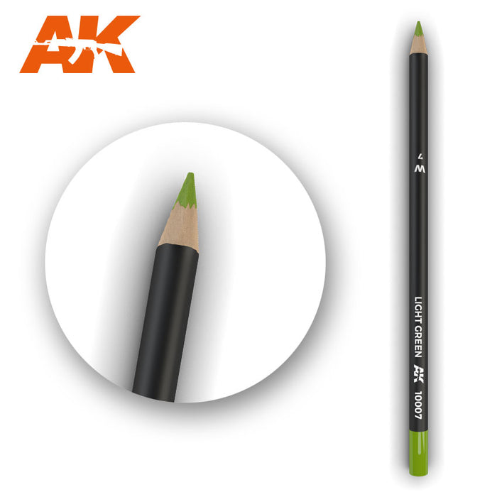 AK Interactive WEATHERING PENCIL LIGHT GREEN