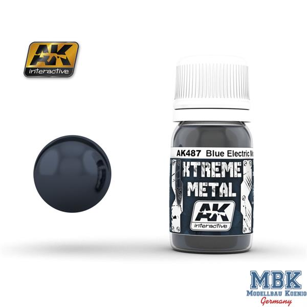 AK Interactive Xtreme Metal Metalic Bluel 30ml