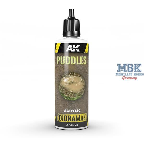 AK Interactive Puddles- 60ml