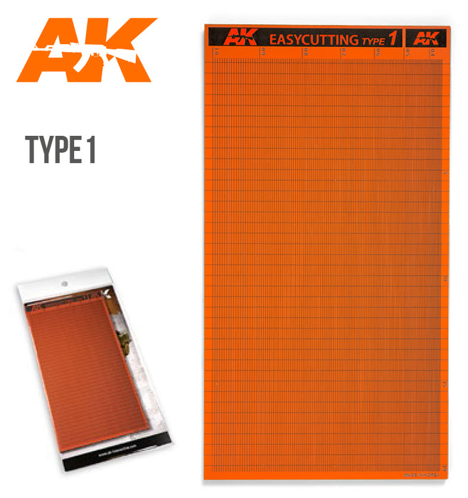 AK Interactive Easycutting Type 1