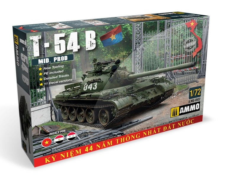 T-54B MID PRODUCTION