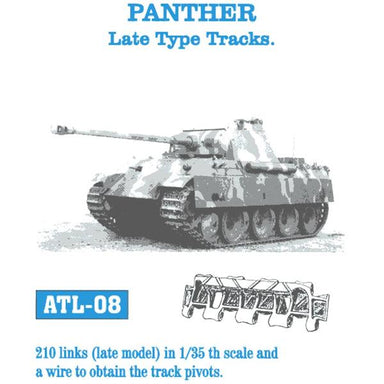 PANTHER Late Type Tracks / VK 3200 (DB)