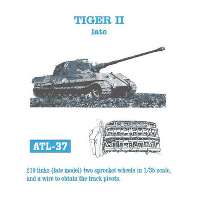 Tiger II (late) / E-50 / E-75 tracks