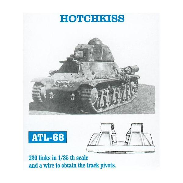 Hotchkiss tracks