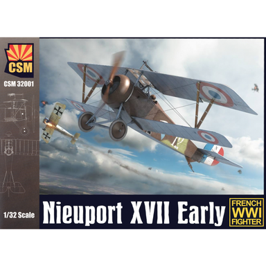 1/32 Copper State Models Nieuport XVII Early