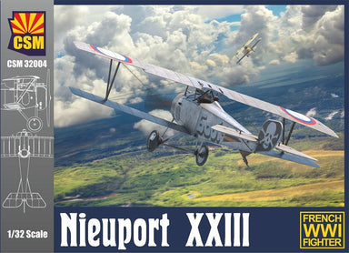 1/32 Copper State Models Nieuport XXII