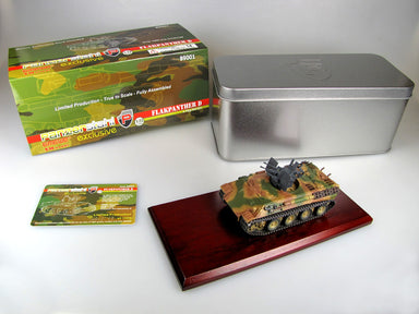 Panzerstahl 1/72 Flakpanther D sPzJgAbt.653 ~ Exclusive