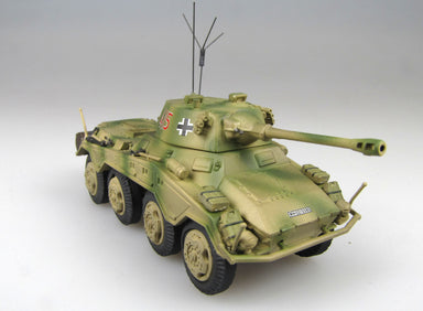 "1/72 Panzerstahl Sd.Kfz.234/2 ""Puma"" - unidentified unit,France '44"