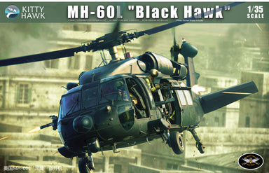 1/35 Kitty Hawk MH-60L Black Hawk