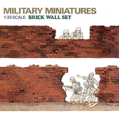 1/35 Tamiya Brick wall Set
