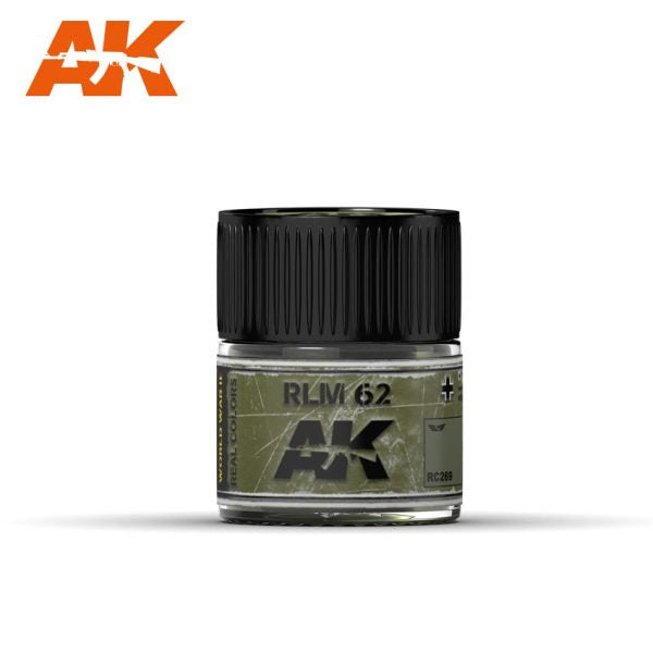 AK Interactive Real Colors : RLM 62
