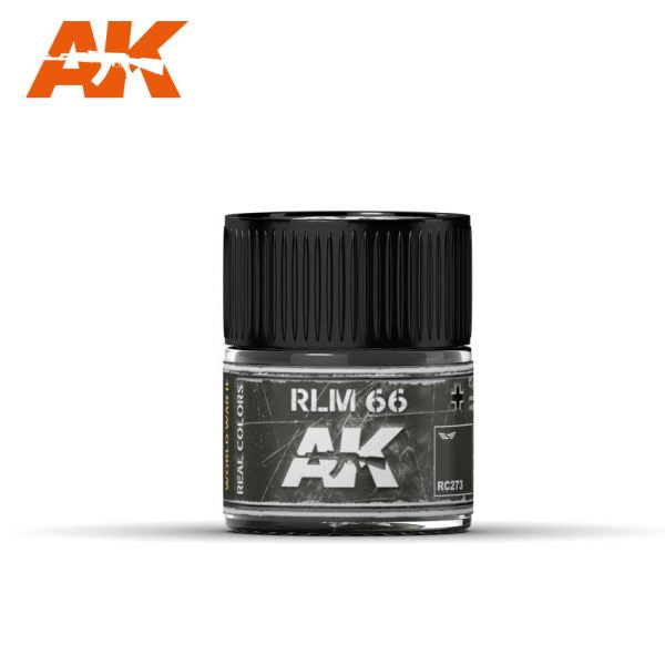 AK Interactive Real Colors : RLM 66