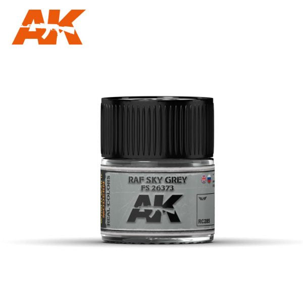 AK Interactive Real Colors : RAF SKY GREY / FS 26373 – 10ml