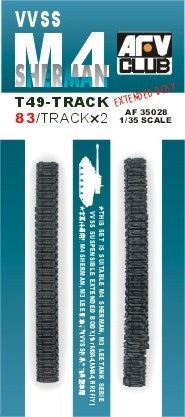 M4A4 VVSS T49 TRACK FOR M4 (83 LINKS)