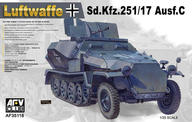Sd.Kfz.251/17 Ausf. C (LATE TYPE) LUFTWAFFE