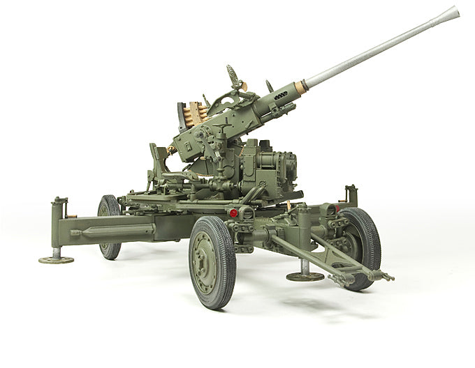 40mm AUTOMATIC GUN M1 (BOFORS 40mm ANTI-AIRCRAFT)