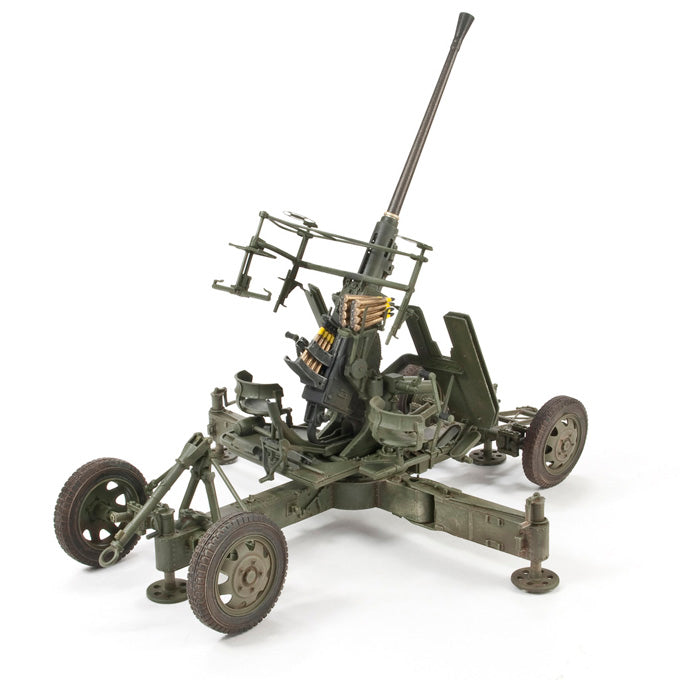 BOFORS BRITISH QF 40mm Mk.III AA GUN LATE TYPE