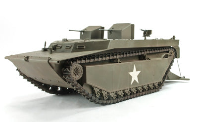 1/35 AFV Club U.S. WATER BUFFALO LVT-4 (LATE TYPE)
