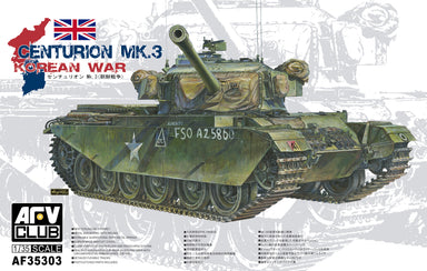 1/35 AFV Club Centurion MK.3 Korean war