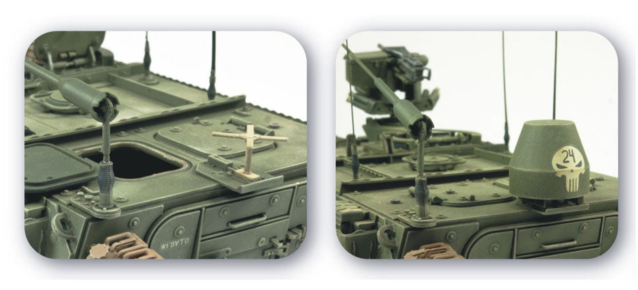 1/35 AFV Club Stryker Series Upgrade Equipment
