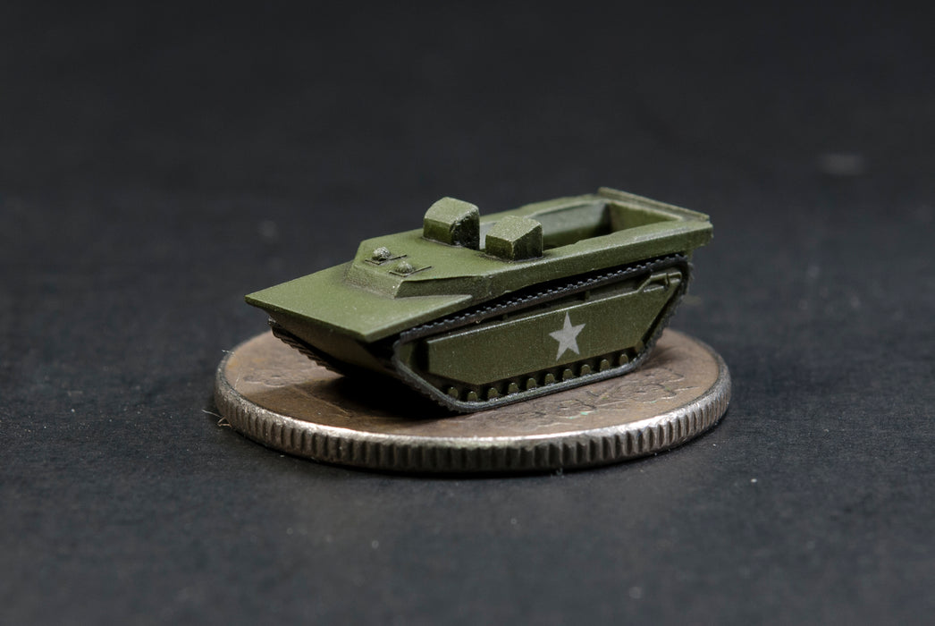 1/350 AFV Club USA Landing Vehicle Set