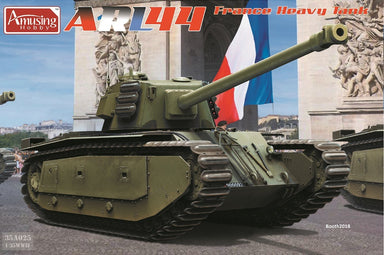ARL44 France Heavy Tank