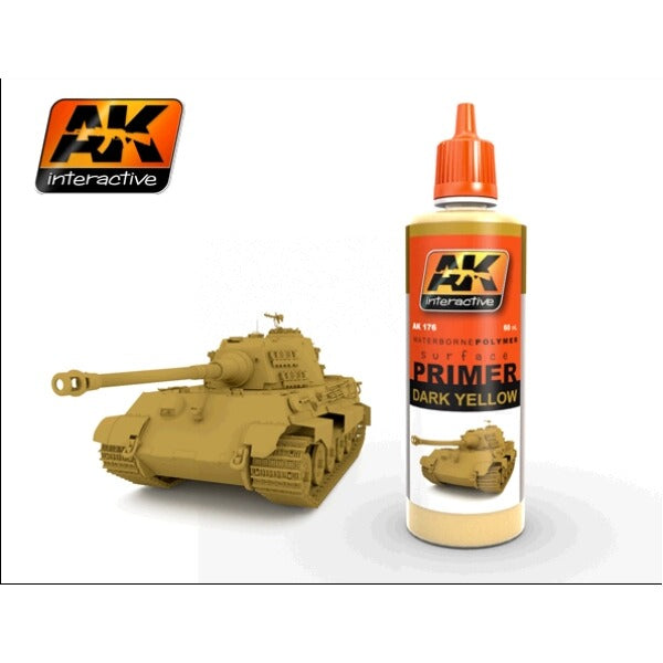 AK Interactiive Dark Yellow Primer