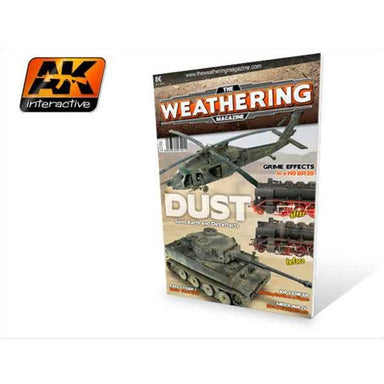 "AMMO The Weathering Magazine No.2 ""Dust"""