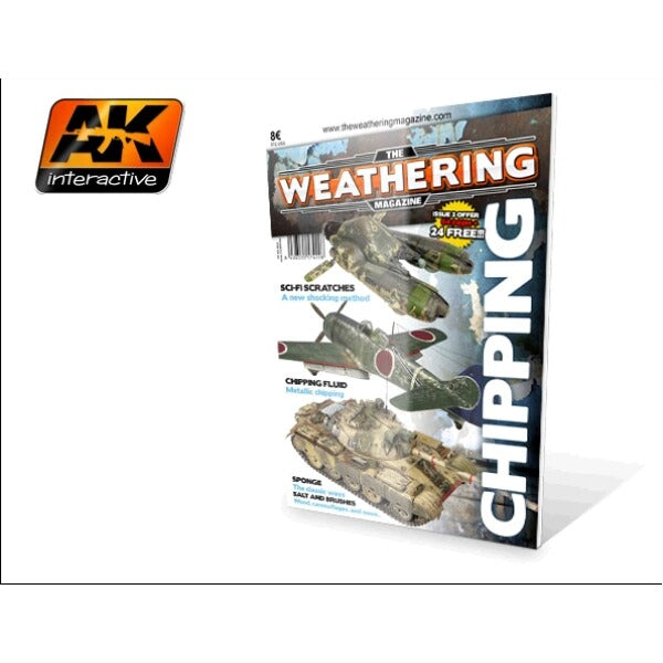 "The Weathering Magazine No.3 ""Chipping"""