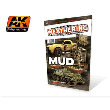 "The Weathering Magazine No.5 ""Mud"""