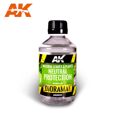 AK Interactive Leaves & Plants Neutral Protection - 250ml