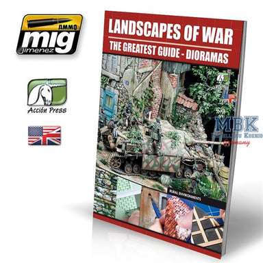 Landscapes of War: The greatest guide Dioramas #3