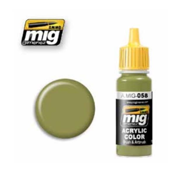 AMMO Light Green Khaki