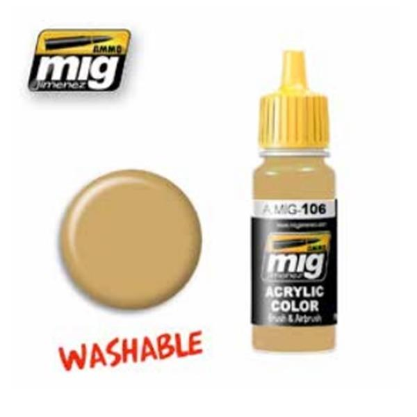 AMMO Washable Sand RAL8020