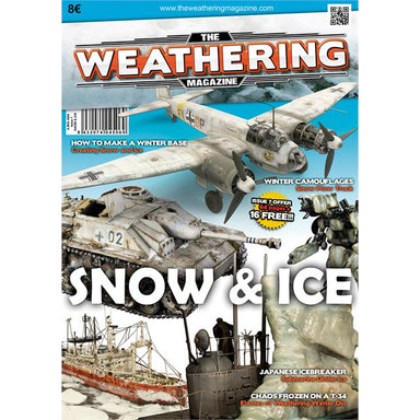 "The Weathering Magazine No.7 ""Snow & Ice"""