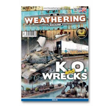 "The Weathering Magazine No.9 ""K.O. and wrecks"""