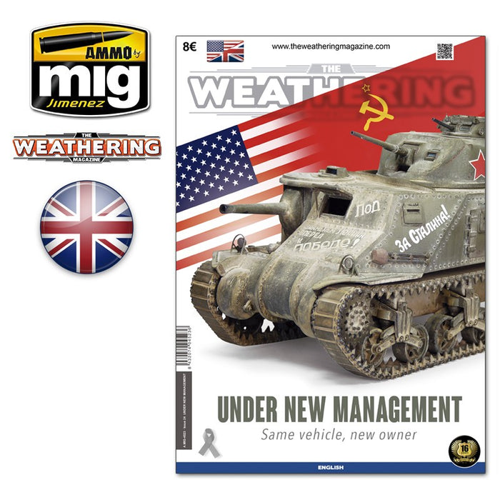 "Weathering Magazine No.24 ""UNDER NEW MANAGEMENT"""