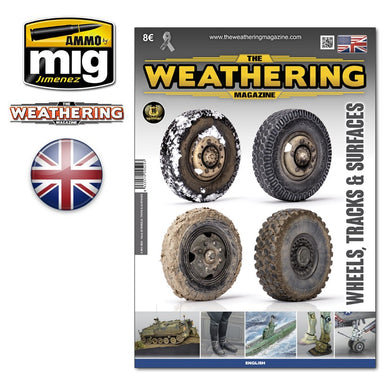Weathering Magazine No.25 'WHEELS, TRACKS, SURFACES""