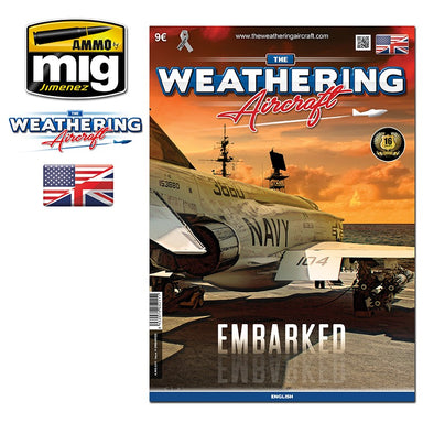 Aircraft Weathering Magazine No.11 - EMBARKED